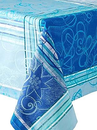 Garnier-Thiebaut Mille Asters Tablecloth