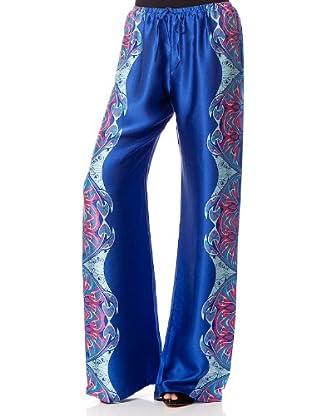 Custo Pantalón Kaminari (Azul)