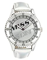 Miss Sixty White Analog Women Watch SR6002