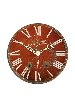 Newgate Pimlico Clock, Red