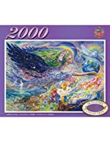 MasterPieces Earth Angel Jigsaw Puzzle, 2000-Piece