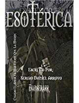 ESOTÉRICA (Spanish Edition)