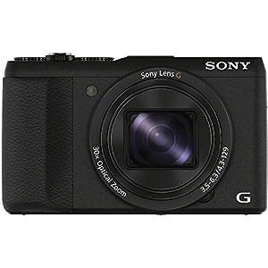 Sony Cybershot DSC-HX60V, black