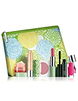 Clinique 7 Piece Gift Set Including New Released Chubby Stick for Eye $85 Value