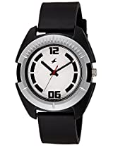 Fastrack Casual Analog White Dial Men's Watch - 3116PP02