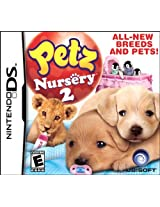Petz Nursery 2 (Nintendo DS) (NTSC)