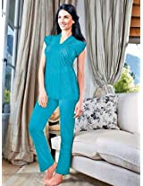 Enamor Viscose Top & Pyjama Nightwear