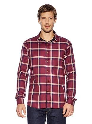 Redgreen Camisa Elton (Burdeos)