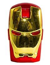 Pen Drive ZT11600 Avanger Iron Man Face Shape 16 GB USB 2.0 Designer Fancy Flash Drive in Red Golden Color