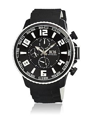 Mos Reloj con movimiento cuarzo japonés Mosbc101 Negro 48  mm