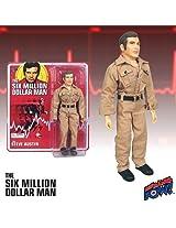 SMDM Steve Austin (Khakis) 8-Inch Action Figure