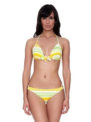 Bikini Jamie (Verde / Amarillo)