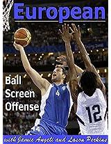 Euro Ball Screen Basketball Offense