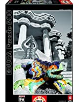 Parc Guell 500pc Jigsaw Puzzle By Educa By Educa