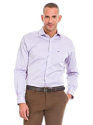 Pedro del Hierro Camisa Non Iron Vestir (Violeta)