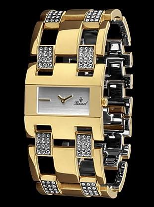 Bassel Reloj 91006B de Acero oro / plata