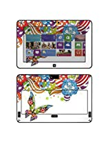 Decalrus - Matte Protective Decal Skin skins Sticker for Dell Latitude 10 Tablet with 10.1 screen (IMPORTANT: Must view IDENTIFY image for correct model) case cover Latitude10-135