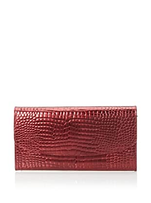 Graphic Image Women's Travel Clutch (Red)