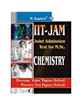 IIT-JAM Joint Admission Test for M.Sc (Chemistry)