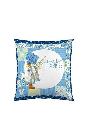 Holly Hobbie Funda de Cojín HH Blue Holly Girl (Azul / Celeste)