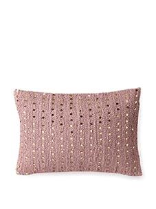 """Mar Y Sol Lola 14"""" x 20"""" Kidney Pillow (Lilac)"""