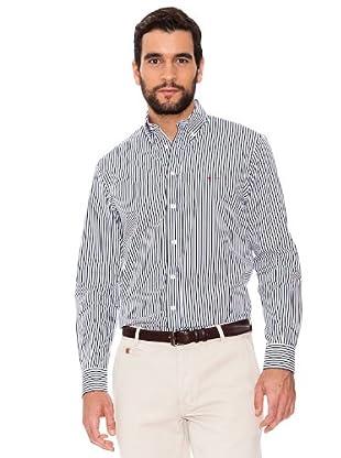 Arrow Camisa Brooke (marino / blanco)