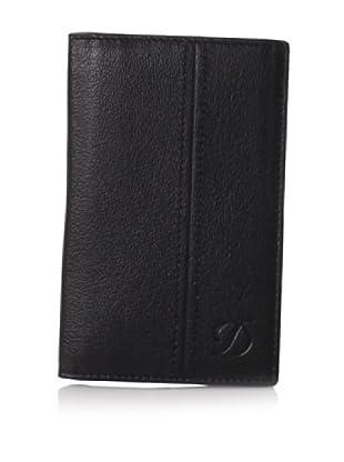 S.T. Dupont Men's Card Case, Black