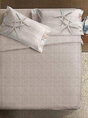 Ipersan Bettbezug Fine-Art Disegno Marine