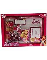Barbie Big Double Teacher set, Multi Color