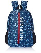 Tommy Hilfiger Maryland Navy Blue Children's Backpack (TH/BTS08MRD)
