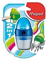 Maped - Sharpener And Eraser 2 IN 1