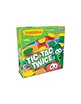 VeggieTales Tic-Tac-Twice Board Game