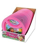 Nickelodeon Dora Divided Plate