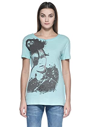 Zu Element Camiseta Lovestruck (Azul Claro)