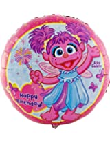 Birthday Express - Abby Cadabby Foil Balloon - , 18""
