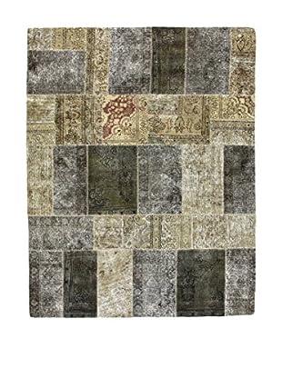 Eden Teppich Pacthwork mehrfarbig 231 x 293 cm