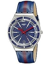 Swatch Unisex YGS467 Irony Analog Display Swiss Quartz Two Tone Watch