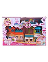 Saluja Toys Happy Family / Doll and accesories