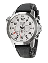 Sector Chronogragh White Dial Men Watch - (R3271702045)