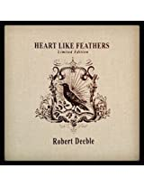 Heart Like Feathers Ltd Edition cd/dvd
