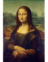 Mona Lisa Poster on Photoglossy (24 x 18)