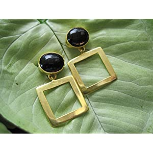 Dreamz Jewels Black Earrings