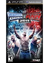WWE Smackdown Vs Raw 2011 (PSP)