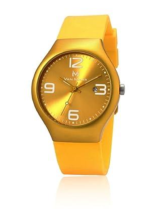 Van Maar Uhr Ace (gelb)