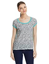 United Colors Of Benetton Women's Printed T-Shirt