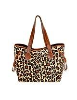 Mia Bossi Emma Diaper Bag, Leopard