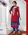 Bollywood Replica Designer Stylish Salwar Suit Latest Tunic Suit