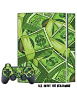 Mightyskins Protective Vinyl Skin Decal Cover Sticker For Sony Psp All About The Benjamins