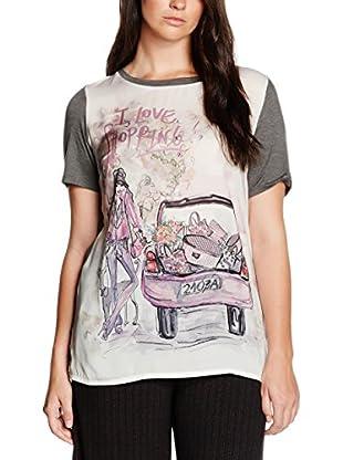 Elena Mirò Camiseta Manga Corta