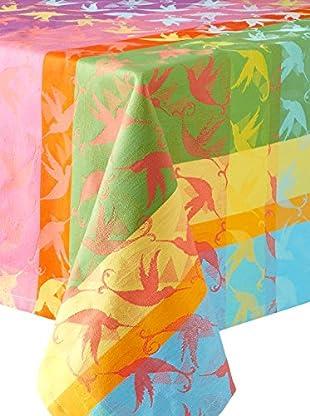 Garnier-Thiebaut Mille Colibris Tablecloth